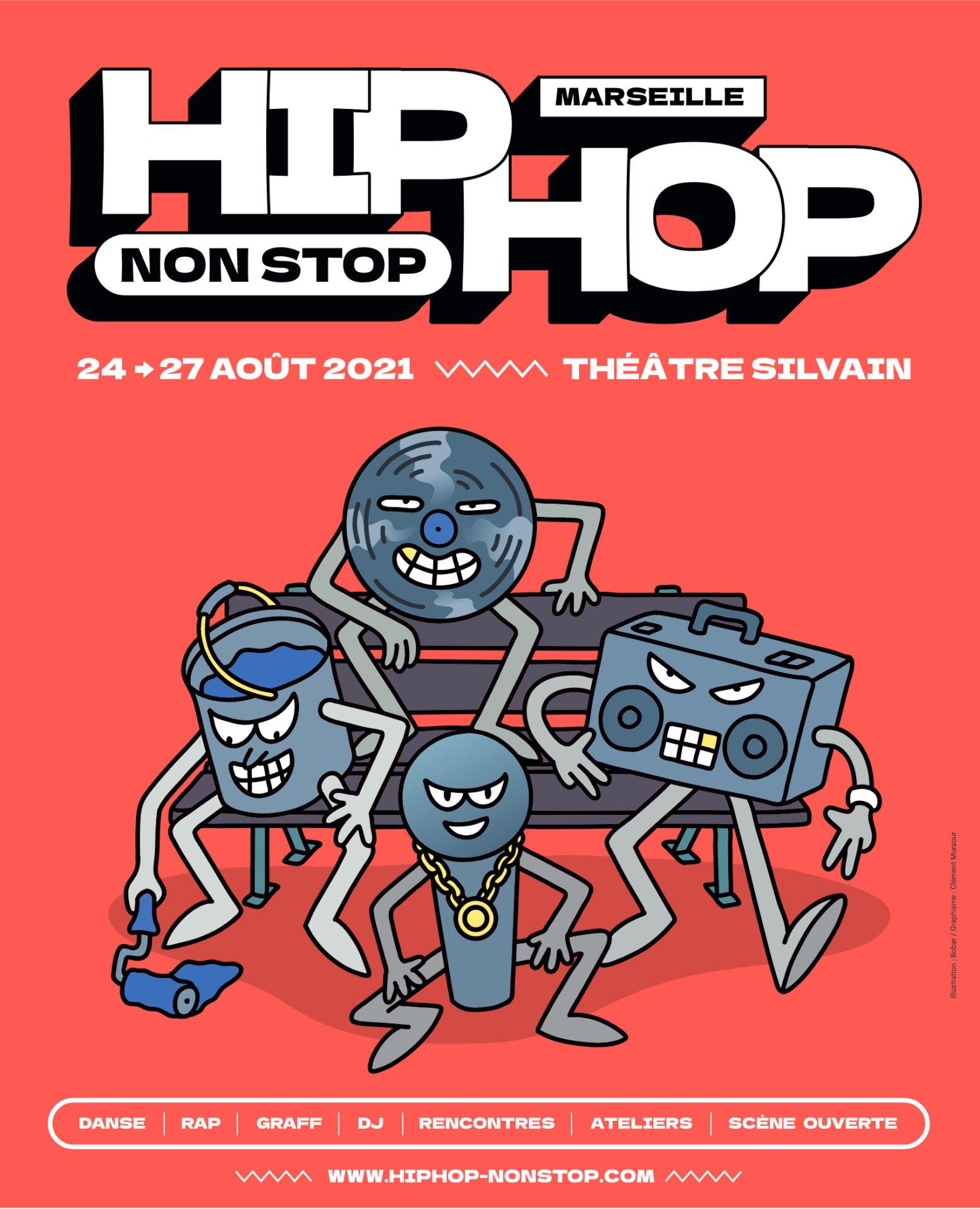 Festival Hip Hop Non Stop Marseille
