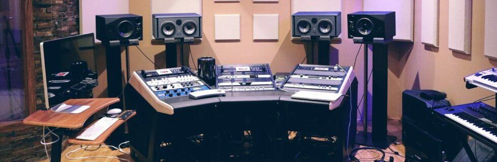 Les studios dans le hip-hop